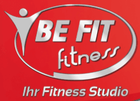 BE FIT fitness Logo