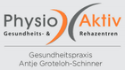 Physiotherapie Antje Groteloh-Schinner Logo
