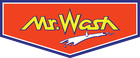 Mr. Wash Logo